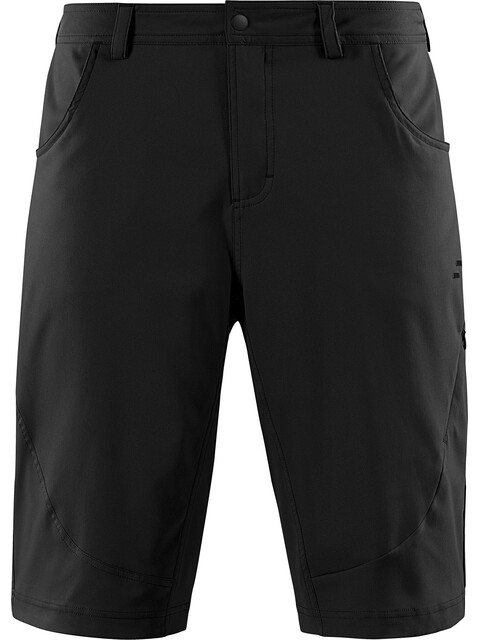 Cube Square Active Baggy Shorts Herren inkl. Innenhose black